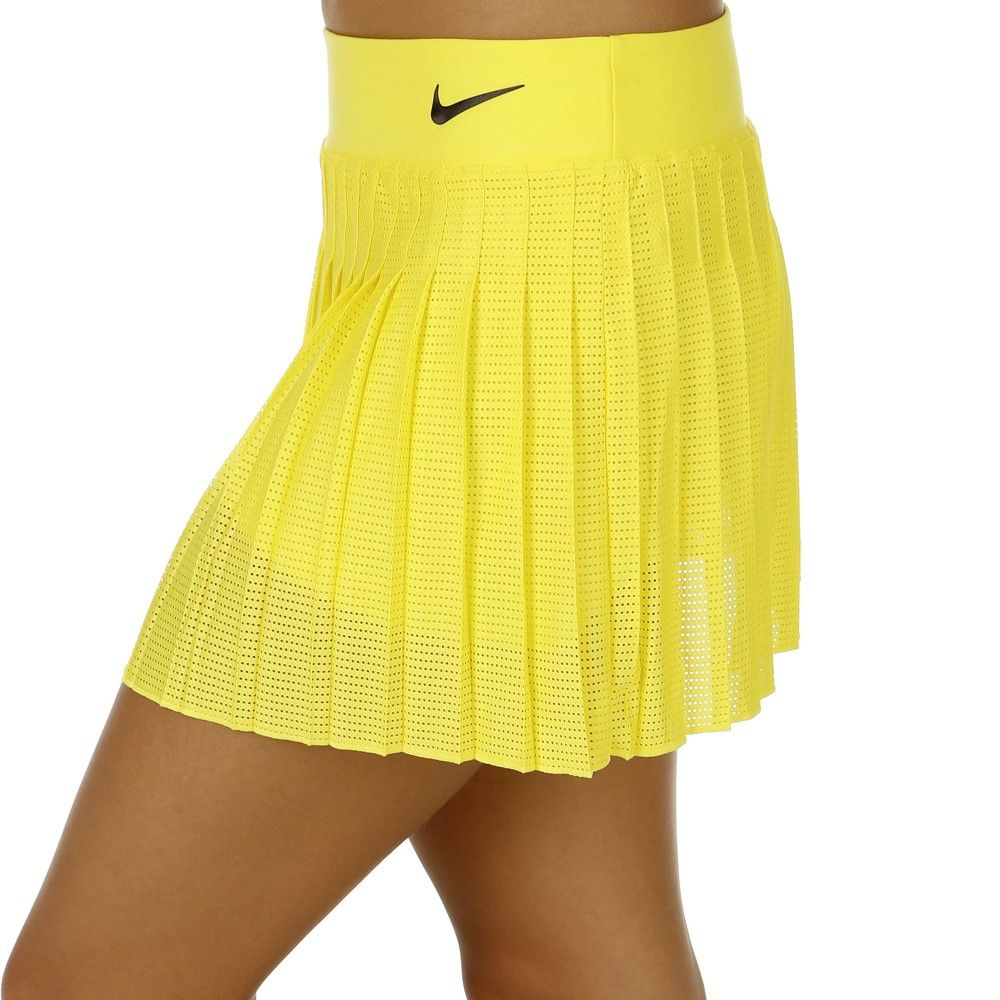 Buy Nike Victory Premier Victory Skirt Women Yellow Online Womens Skirt Yellow Online Skirts