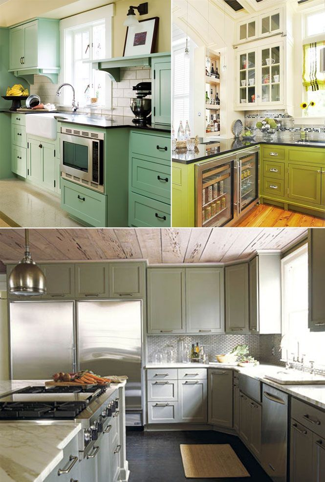 Painted Kitchen Cabinets Painting kitchen cabinets, Kitchens and