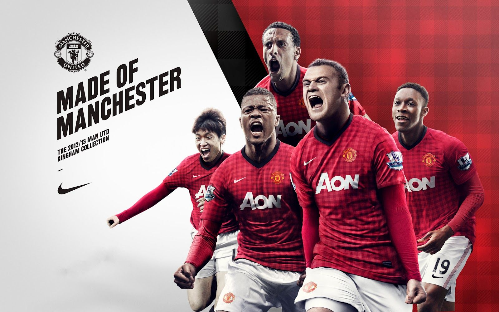 Football Players Free Wallpapers Manchester United 2013 Hd