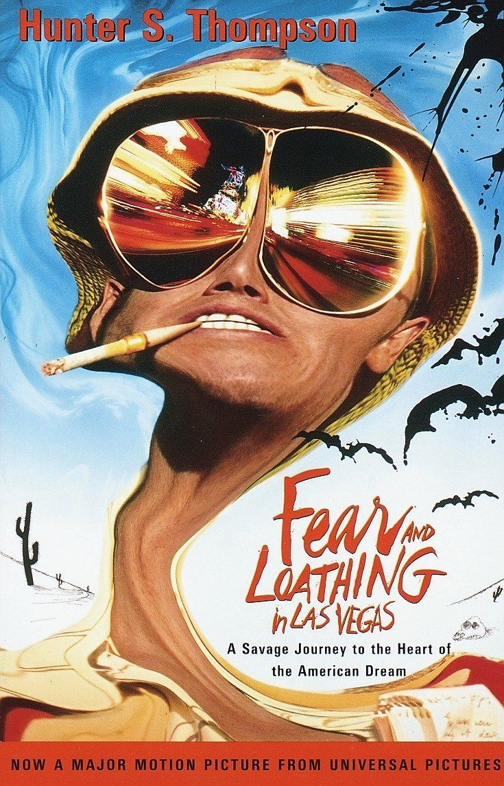 Fear and loathing in las vegas a savage journey to the