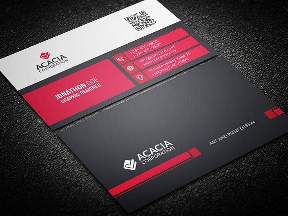 Colorful business card business cards card templates and unique colorful business card templates features fully editable template easily edit color text photoshop psd one file fo by designghor reheart Images