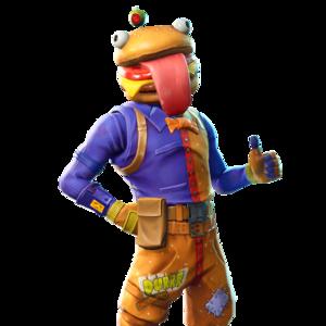 Durrr Burger Fortnite Wiki Boss Outfit Fortnite Superhero