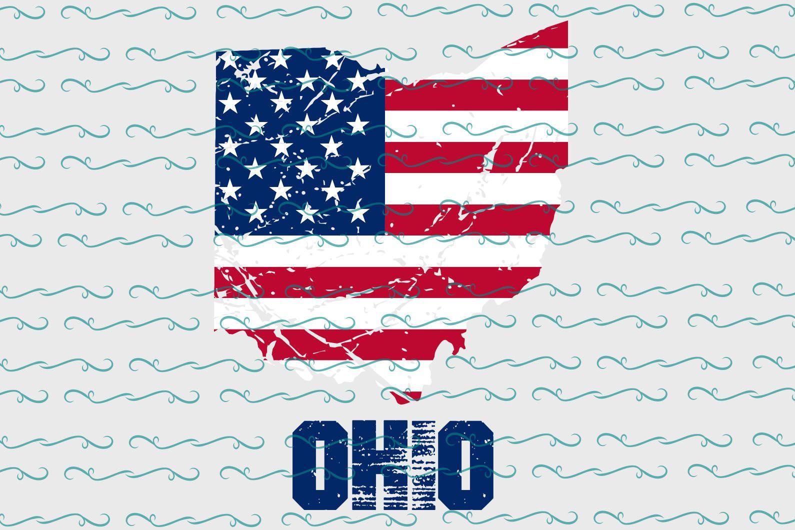 Ohio Ohio Flag Ohio Svg Ohio State Svg Ohio Print Usa Flag Svg State Flag Svg Ohio Clipart O Ohio Flag Ohio State Flag Happy 4 Of July