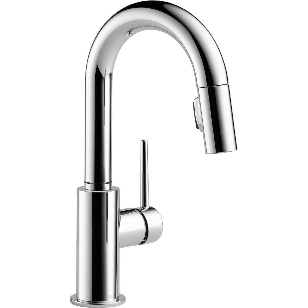 Pfister GT529-FLS Lita Xtract All-In-One Pull Down Kitchen Faucet ...