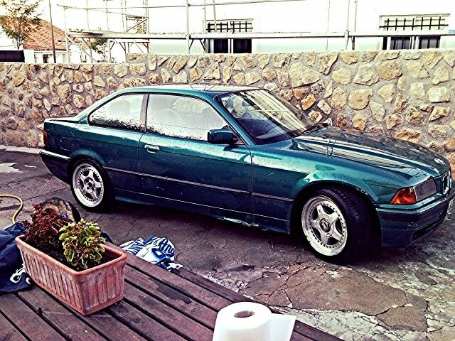 Bmw 325i coupe e36