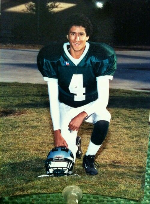 Throwback to Turlock- Colin Kaepernick -Pitman High | Team ...
