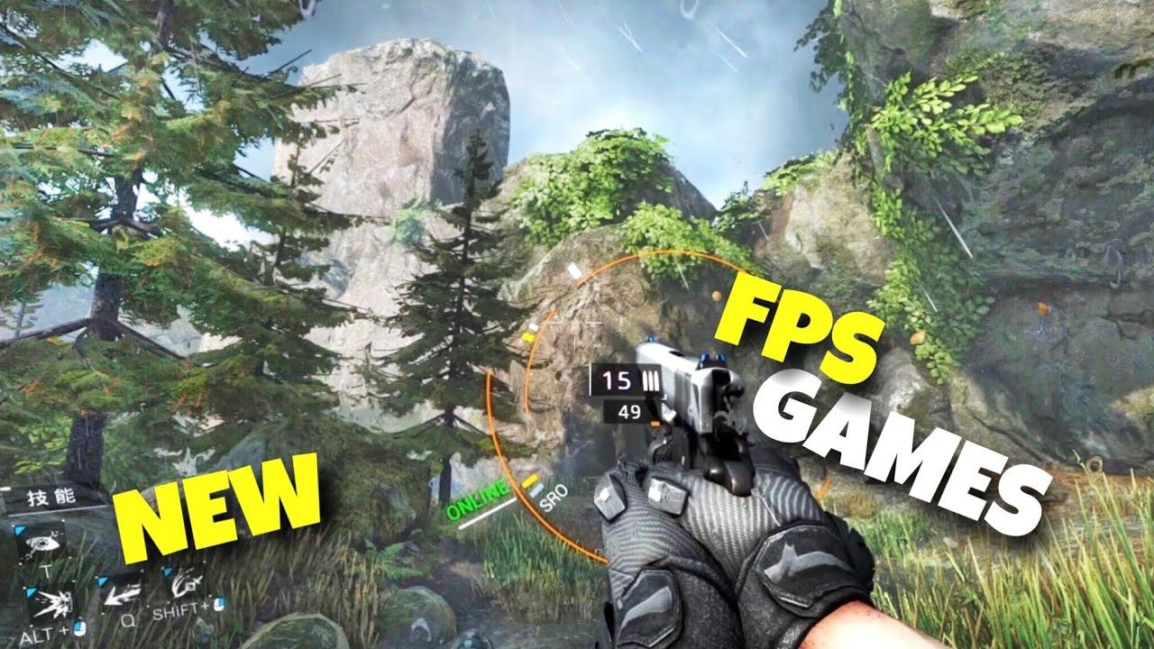 Top 10 Games Fps for Android and iOS 2019