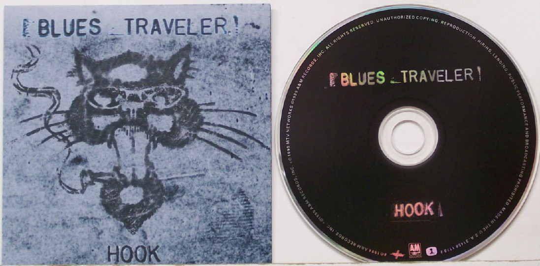 Lyric midnight blues lyrics : photos of blues singers | Blues Traveler — Hook (Live From New ...