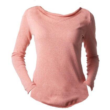 Pullover mit Wasserfallausschnitt - Promod
