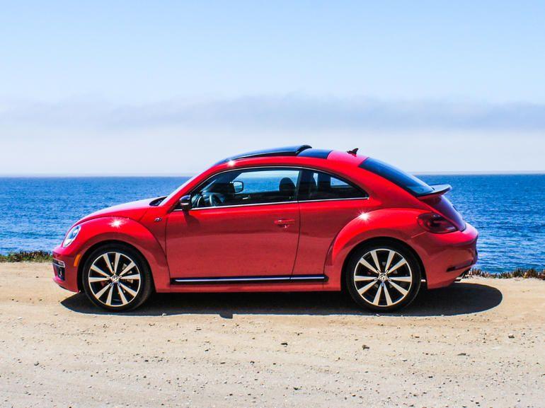 Vw Beetle R Line Close But No Cigar Vw Beetles Beetle Car Volkswagen