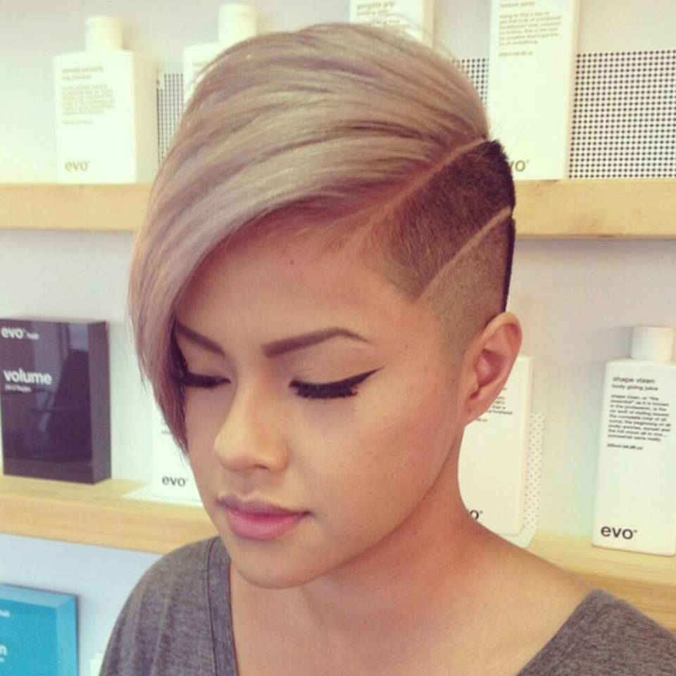Love it but canut imagine the growing out process ud this un that