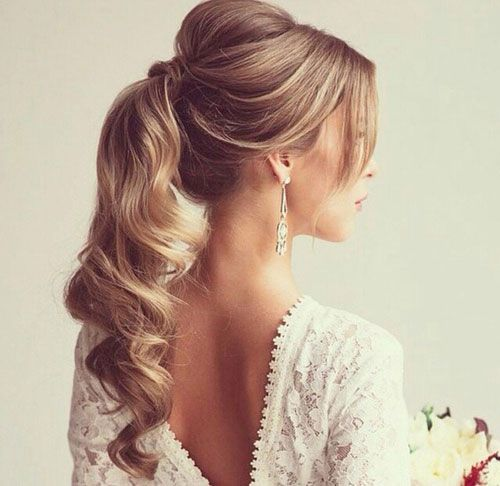 30 Cute Ponytail Hairstyles You Need To Try Stayglam Hair Styles Cute Ponytail Hairstyles Long Hair Styles