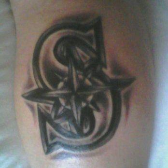 f2b7d1653 Seattle Mariners Tattoo by Scotty | Yelp | Tattoo it! | Tattoos ...