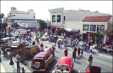 Factory Five Huntington Beach On Main Street 4 14 Ac Cobra