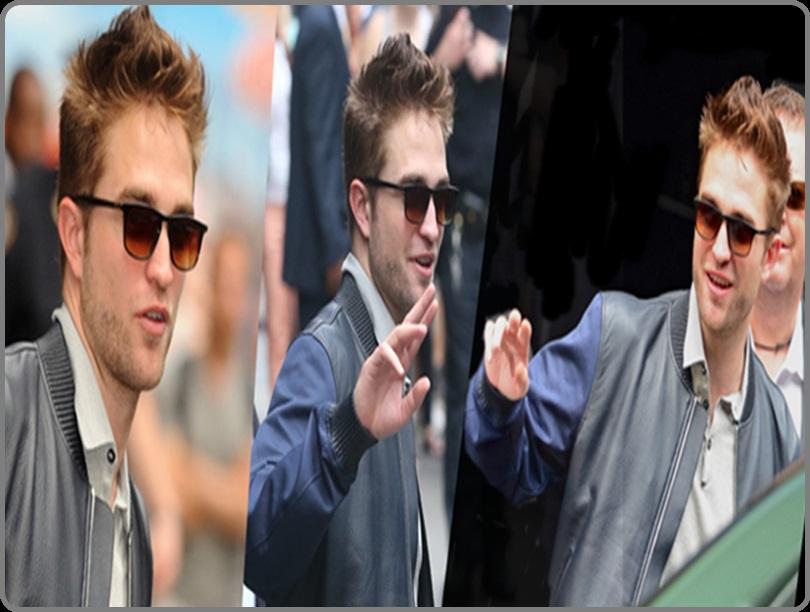 Fotos E Vídeos De Robert Pattinson Saindo Do Programa Good Morning America Em 17.06.2014 Robert Pattinson e Guy Pearce estiveram no programa Good Morning America divulgando The Rover, em Nova York, nesta terça-feira, 17 de junho. Confira logo à seguir as imagens e vídeos de Rob saindo do programa 'Godd Morning America'.
