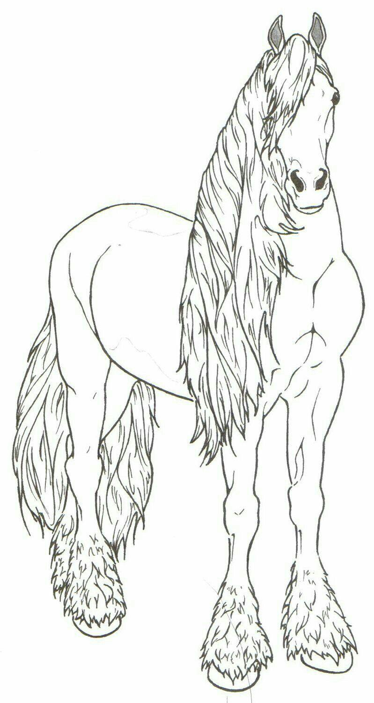 pin von beverley ammeter auf mandala  ausmalbilder pferde
