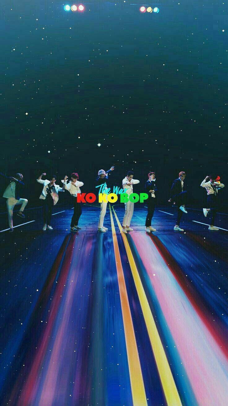 Exo Kokobop Wallpaper Exo We Are One Pinterest Exo Exo
