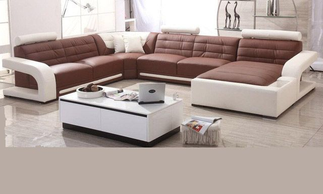 Modern Living Room Sofa Sets Designs Ideas Hall Furniture Ideas 2018 (2)  New Catalogue For Modern Sofa Set Design Ideas For Modern Living Room Fuu2026