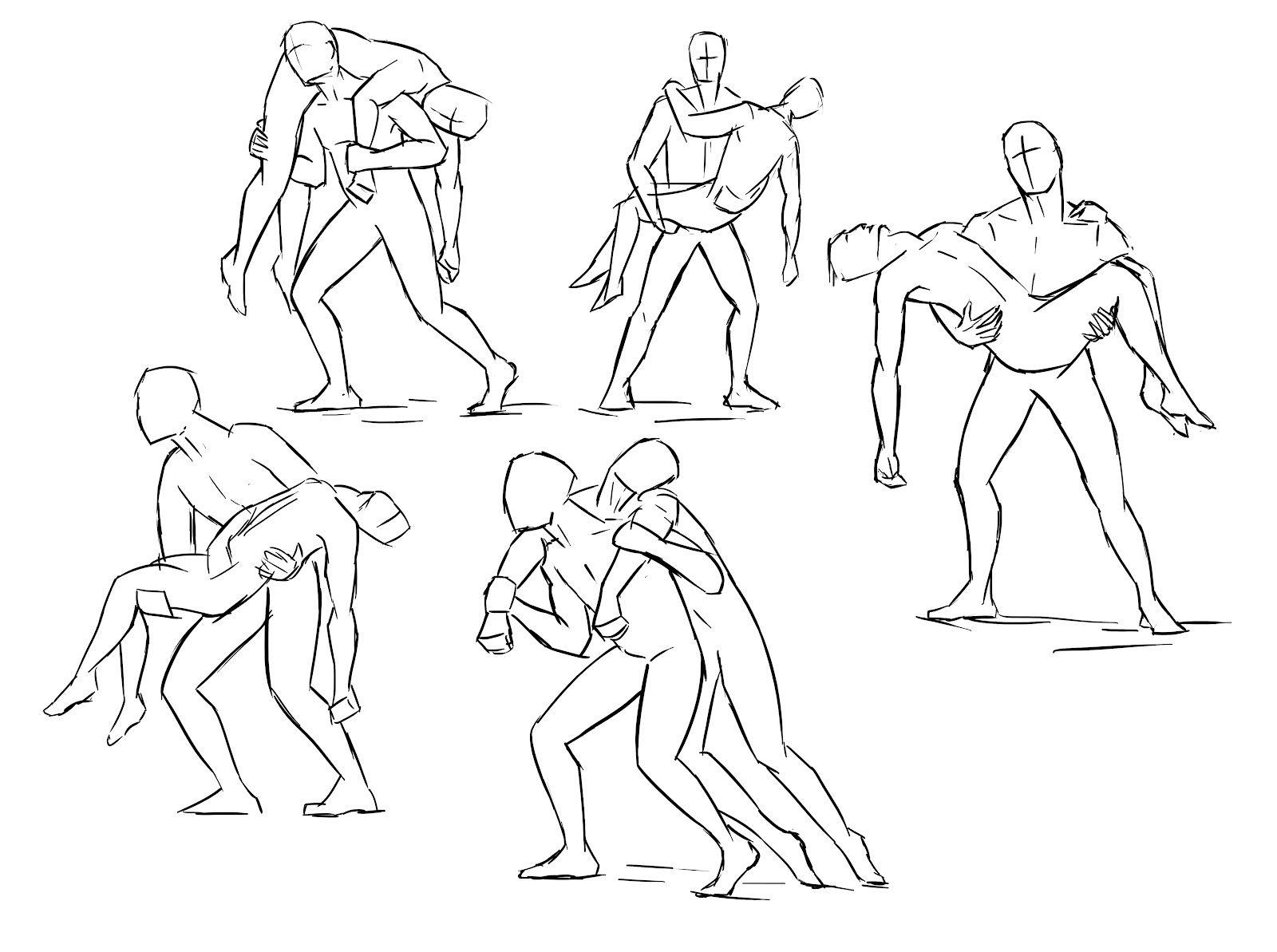 body diagram practice 2 coupled