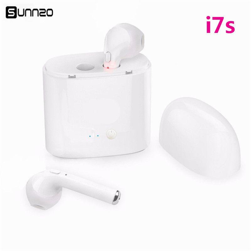 6da74c96269 comprar Mini i7S Twins TWS auriculares Bluetooth auriculares inalámbricos  estéreo teléfono auricular con micrófono para iPhone