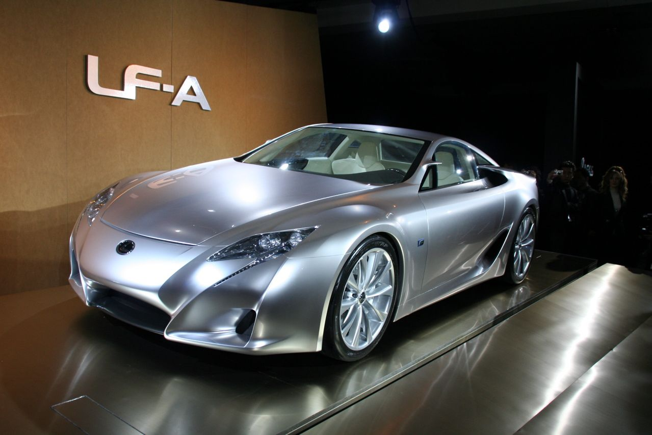 Incroyable Lexus LFA 2014 Car Wallpaper