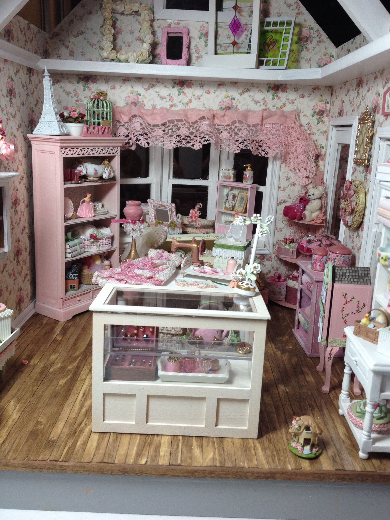 Shabby Chic Shop Inside Shabby Chic Shop By Patty Johnson Of Metro Mini ...