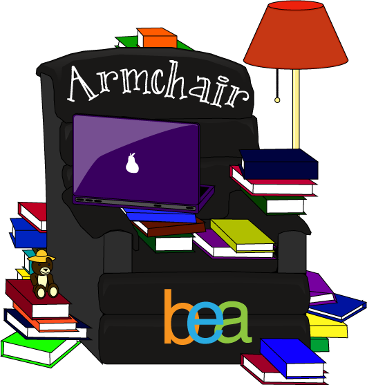 Armchair BEA Day 3 - Networking...In Real Life ...