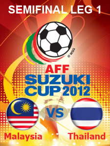 Malaysia Vs Thailand Semifinal Aff Suzuki Cup 2012 Leg 1 Akan Berlangsung Di Stadion Nasional Bukit Jalil Kuala Lumpur Pada Minggu 9 Laos Singapura Malaysia