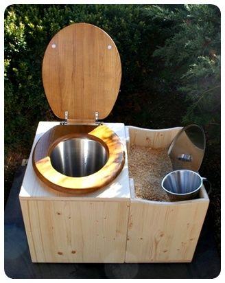 Vente De Toilettes Seches Gamme Les Tinettes Du Ventoux Chlorophylle Komposttoilette Aussentoilette Trockentoilette