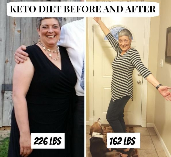 diet for weight loss female over 60