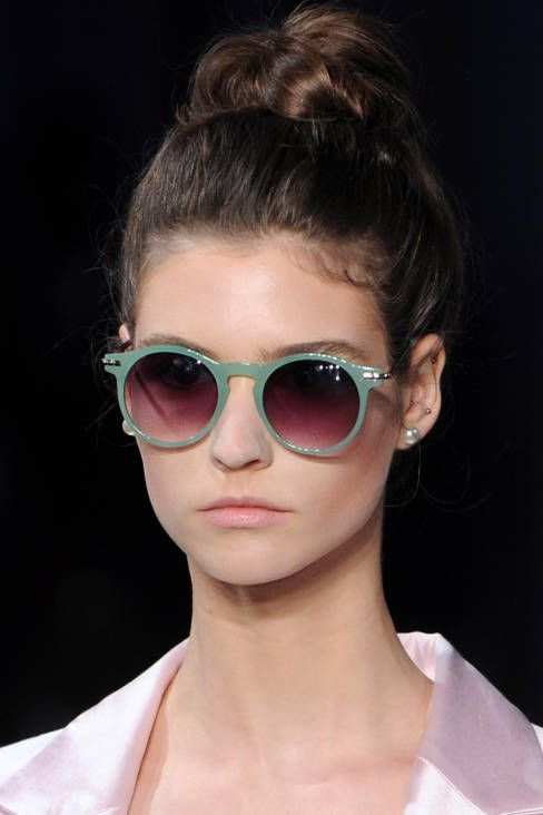 c9692c56e5c Sunglasses - Christian Siriano Spring 2013 Ready-to-Wear