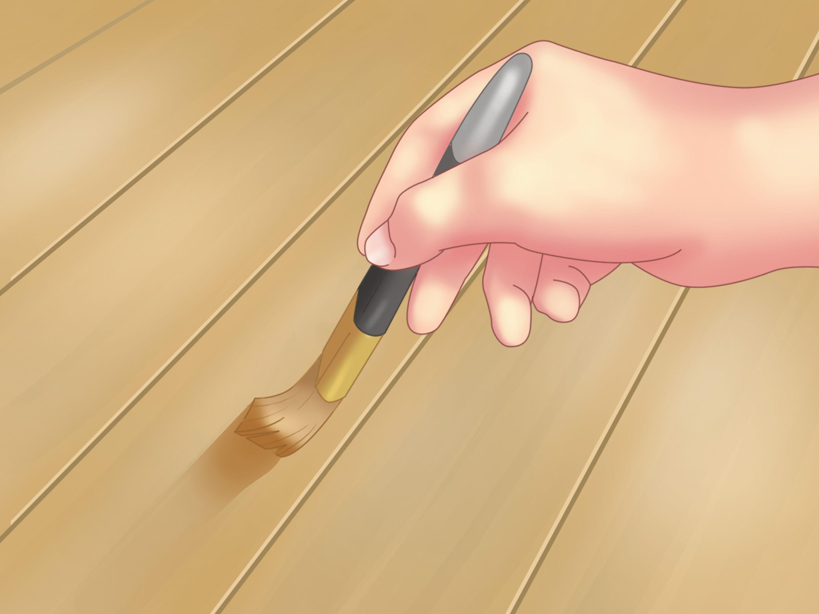 Come Si Ripara Il Parquet sistemare i graffi sui pavimenti di parquet | pulizia legno