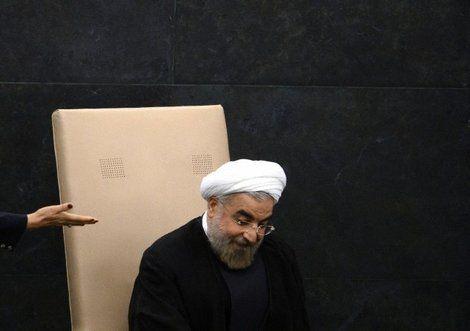 Iran Opens Its Fist