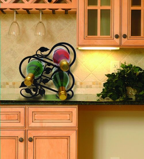 Small Table Top Wine Rack For The Kitchen Wine Rack Small