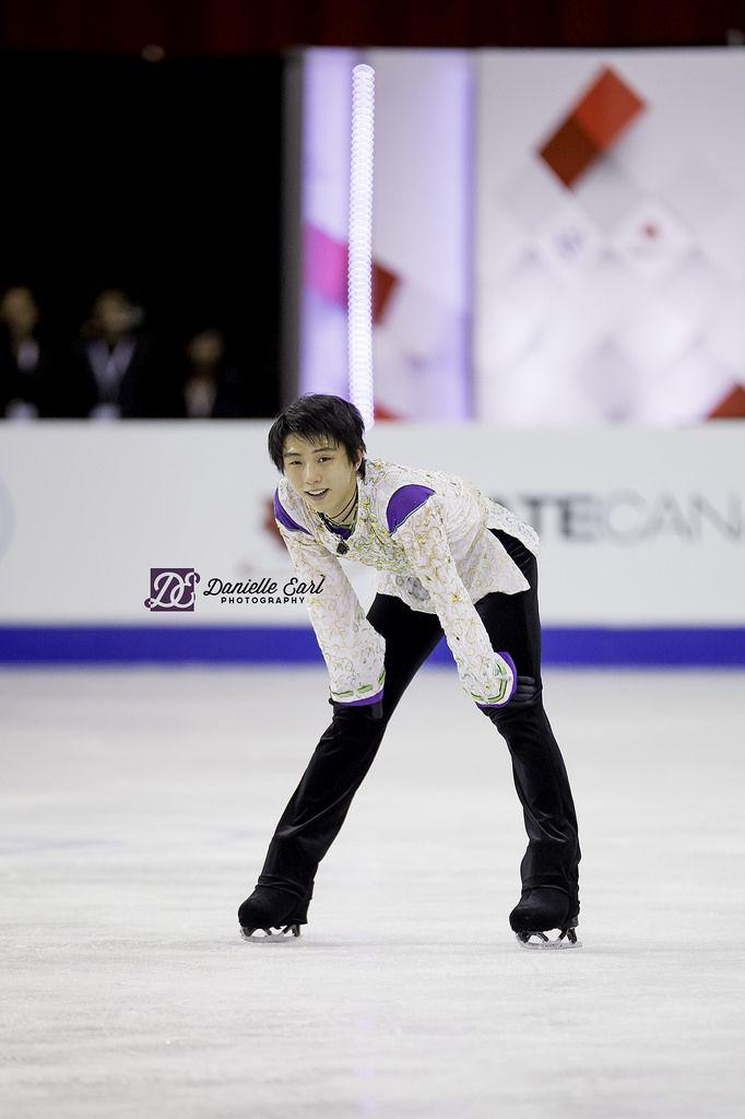 Yuzuru Hanyu. Seimei. Skate Canada | Pattinaggio