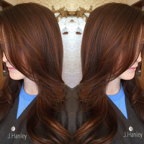 60 Auburn Hair Colors to Emphasize Your Individuality ...
