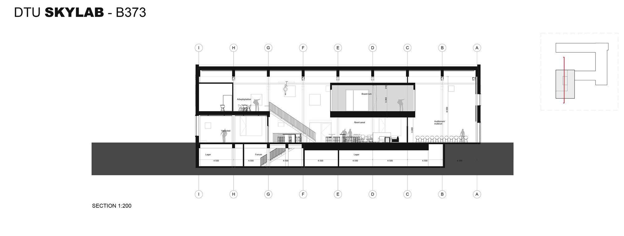 Gallery of DTU Skylab / Juul Frost Arkitekter 11