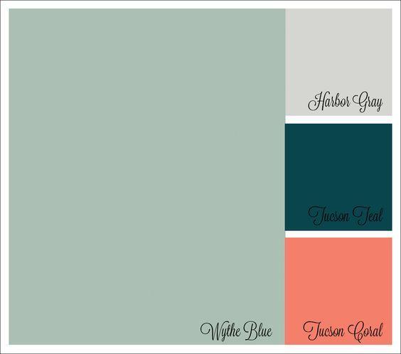 Image result for wythe blue harbor gray kitchen
