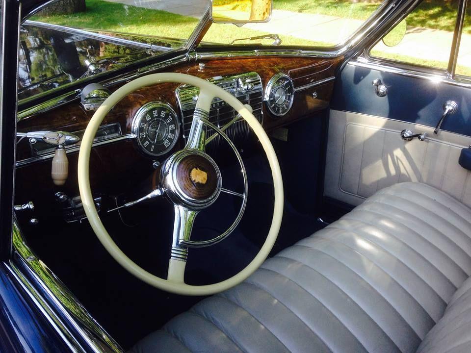 1941 Cadillac Series 62 Convertible   Vehicles: General Motors ...