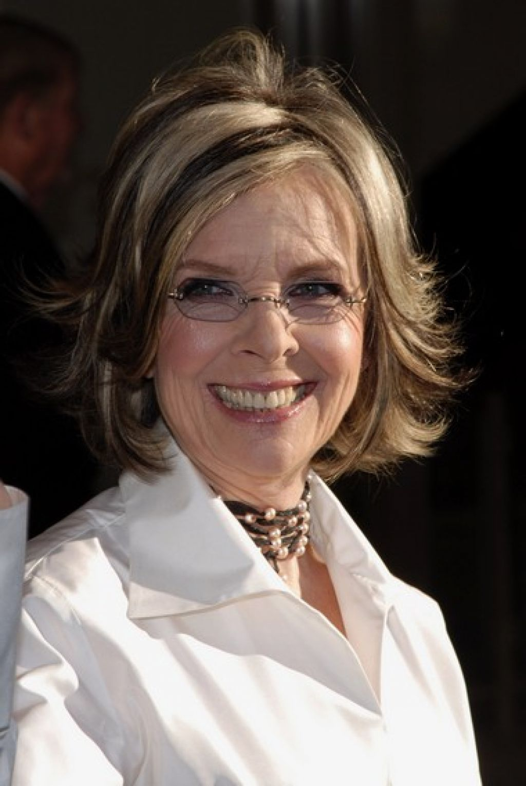 Diane Keaton Hairstyle Inspiration For Women Over 60 56beaa9b98229 Jpg 1024 1530 Diane Keaton Hairstyles Hollywood Hair Diane Keaton
