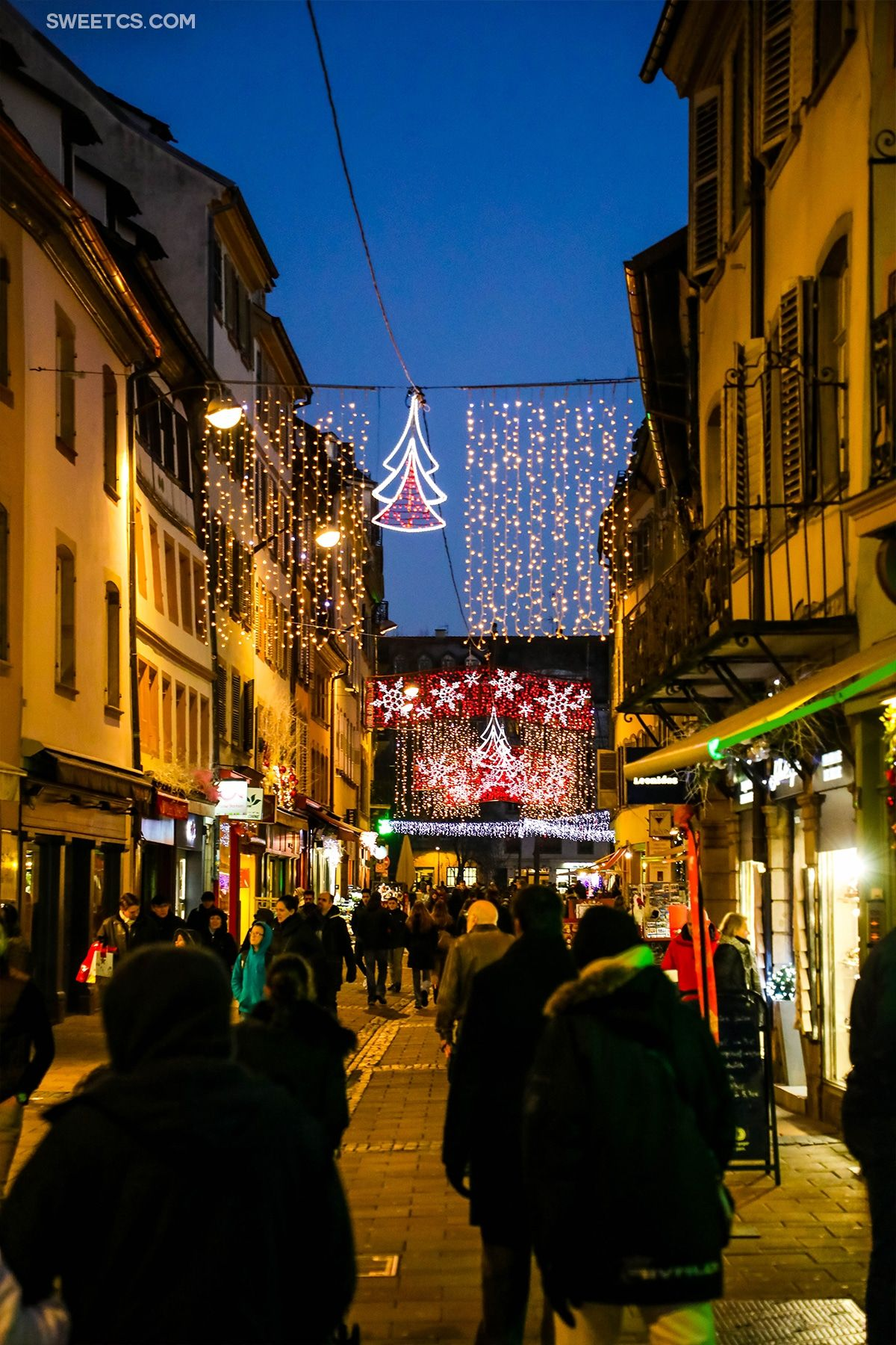 Christmas Day In France.A Christmas Day Trip To Strasbourg France Sweet C S