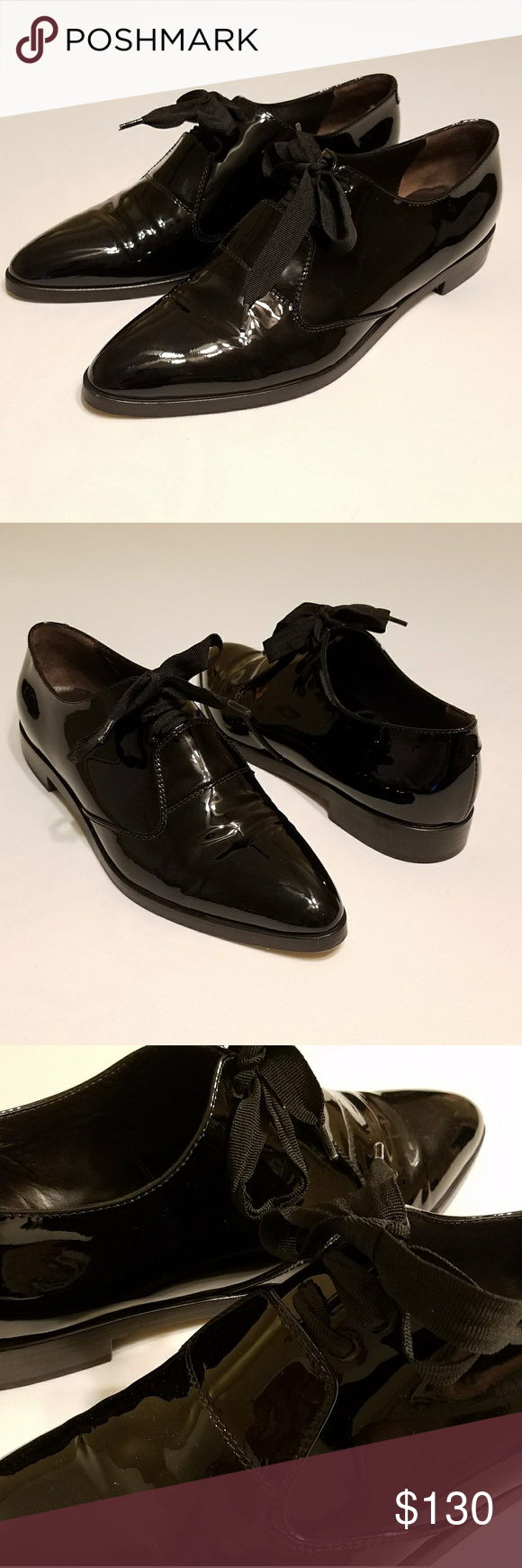 Attilio Giusti Leombruni Shoes | Nwob Agl Patent Platform