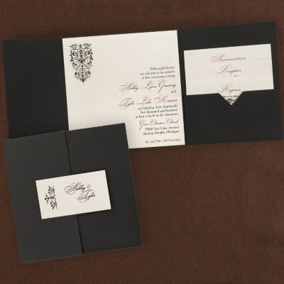 Majestic Evening Invitation In 2019 Wedding Invitations Online