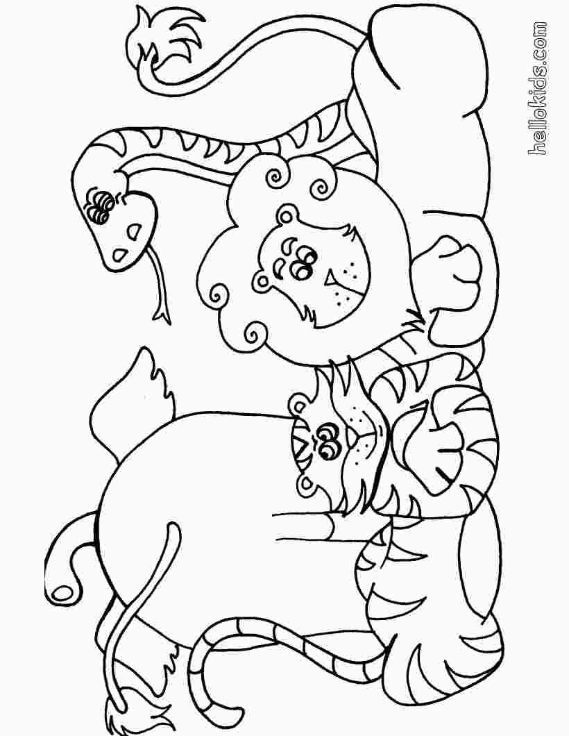 Coloring Pages Of Wild Animals Animal Coloring Pages Zoo Animal Coloring Pages Coloring Pictures Of Animals
