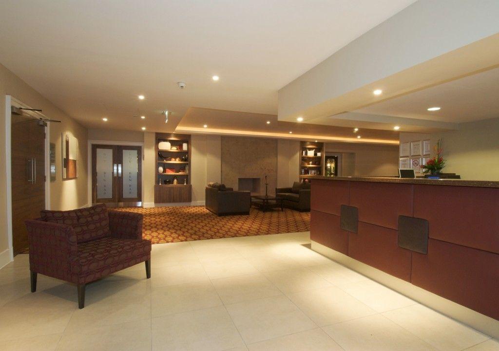 Menzies Aberdeen Airport Dyce Hotels In Scotland Reception
