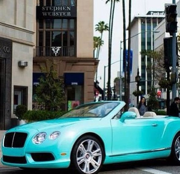 Captivating Light Blue Bentley Prettiest Thing I Ever Laid My Eyes On! Home Design Ideas