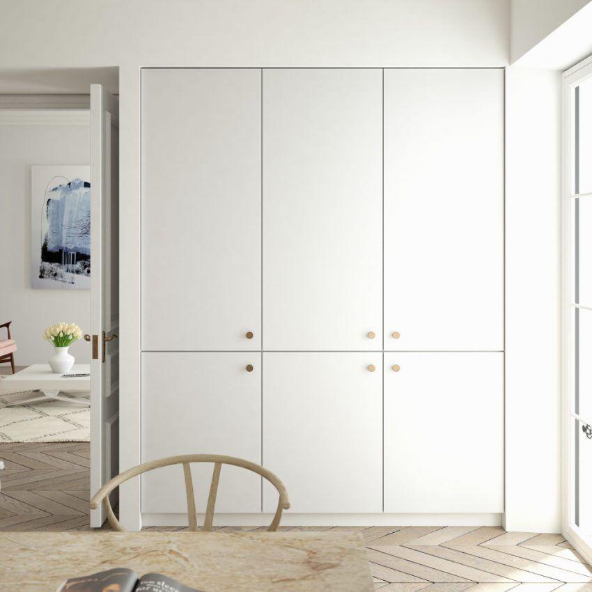 Sisustus Idea Kodin Kaappien Uusi Ilme Pupulandia Ikea Cabinets Bedroom Decor Wardrobe Handles