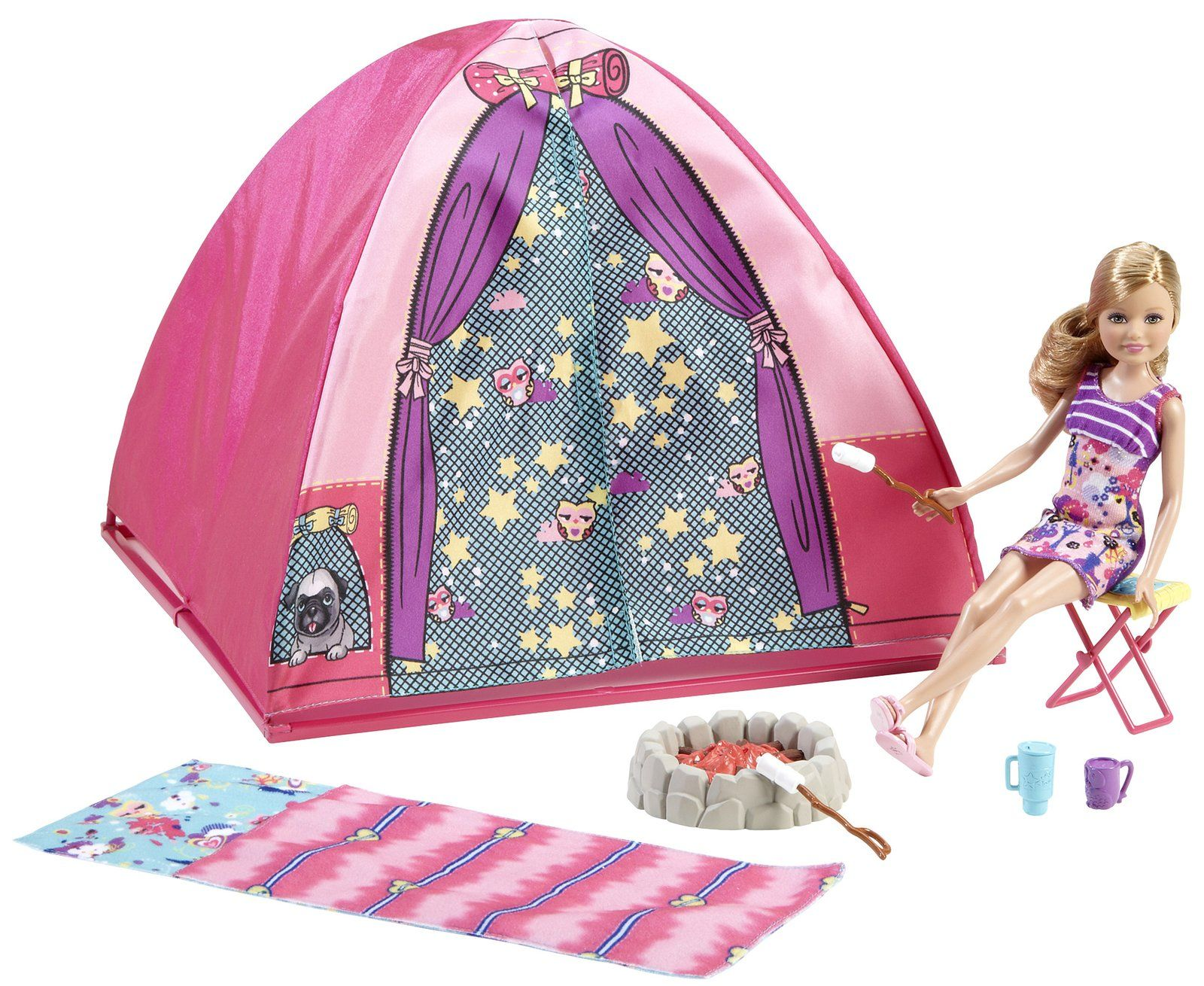 Barbie Sisters Tent and Stacie Doll Playset - Free Shipping  sc 1 st  Pinterest & Barbie Sisters Tent and Stacie Doll Playset - Free Shipping ...
