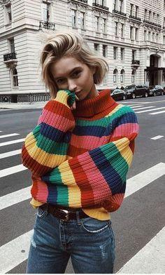 Photo of 34 Atemberaubende Pullover Ideen – Mode Frauen