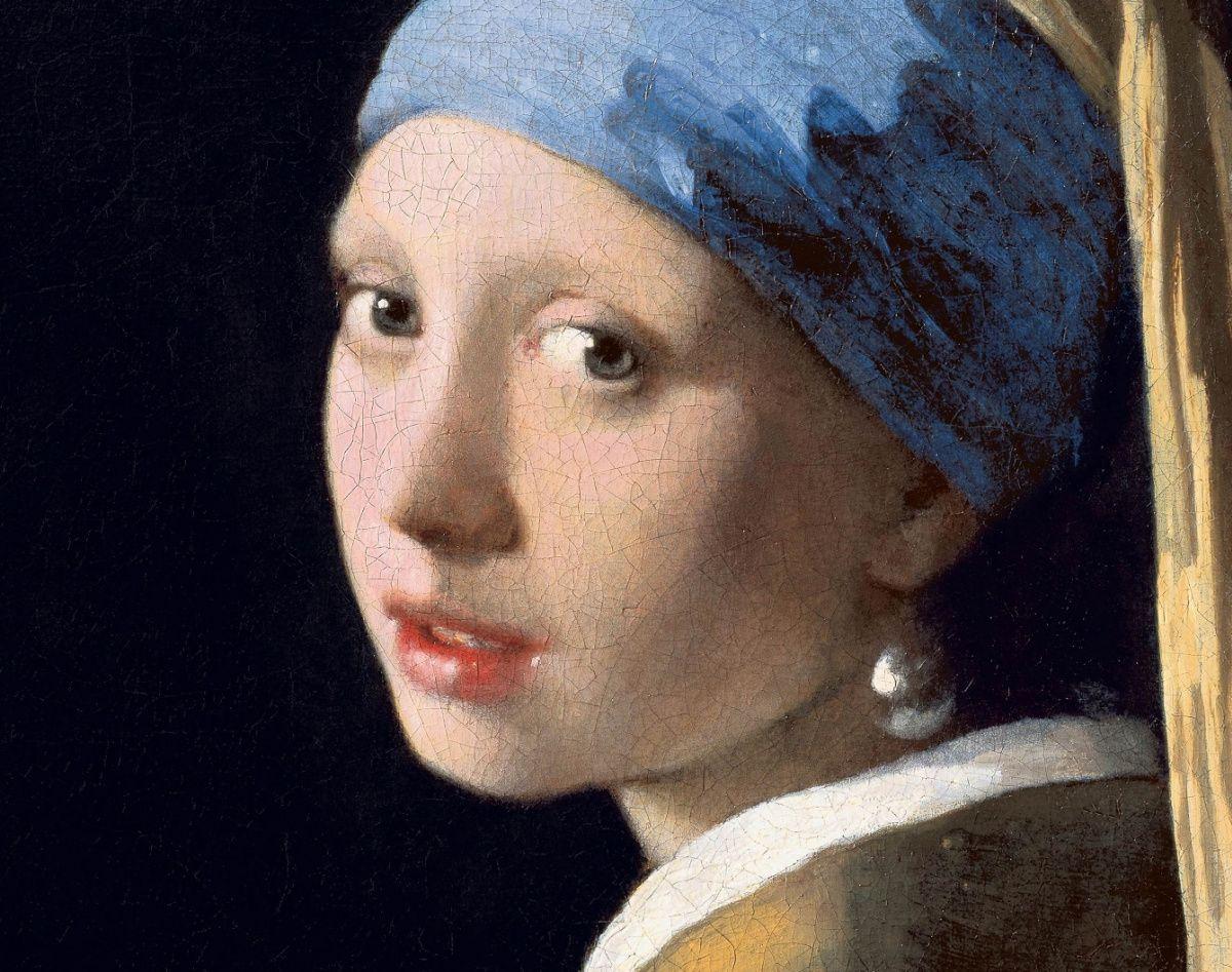Правда ли, что серьга на картине «Девушка с жемчужной ...
